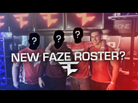 New FaZe Roster? FaZe vs OpTic Gaming – GAMING THV  New FaZe Roster...